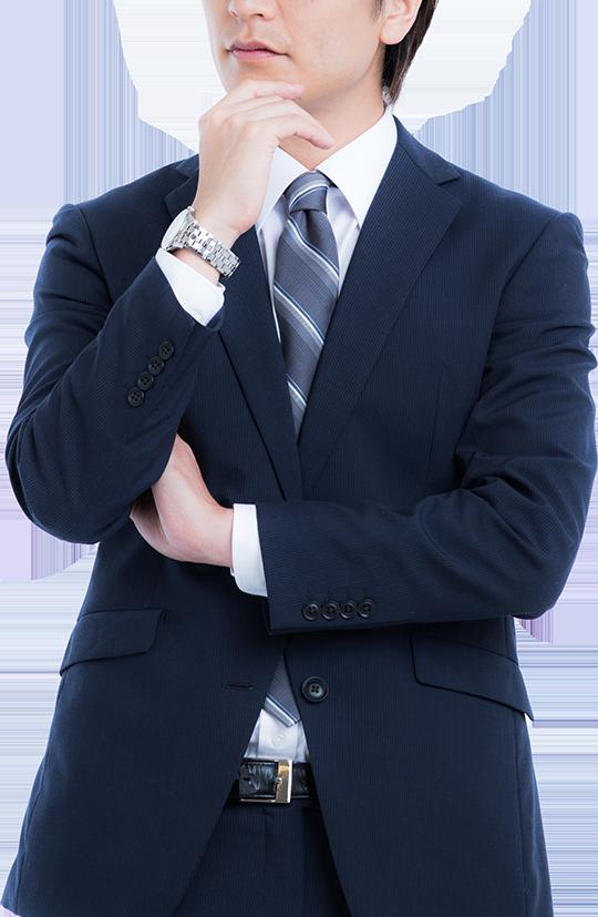 スーツ男性イメージ